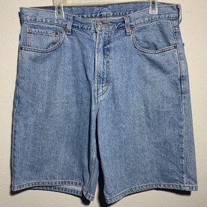 LEVI'S Mens 36 Denim Shorts
